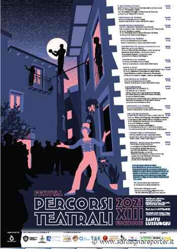 """""""Una botte e via..."""": il recital di Monica Zuncheddu a Santu Lussurgiu - Sardegna Reporter"""