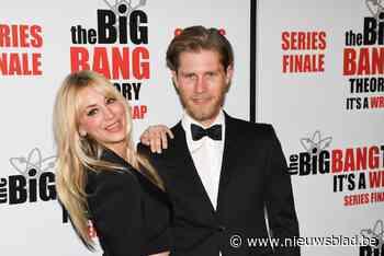 'The big bang theory'-actrice Kaley Cuoco gaat scheiden