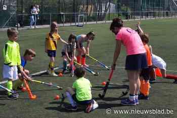 Pas opgerichte hockeyclub krijgt al begin volgend sportseizo... (Sint-Genesius-Rode) - Het Nieuwsblad