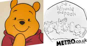 How can you get the new Royal Mint Winnie the Pooh coin? - Metro.co.uk