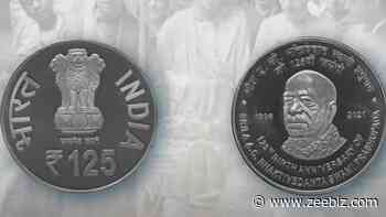Rs 125 coin: What you should know about coin released by PM Modi to mark ISKCON founder Swami Prabhupada anniversary - Zee Business