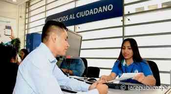 Arbitrios: 27 municipalidades de Lima y el Callao otorgarán facilidades de pago - La República Perú