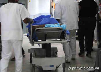 Tres menores cayeron de una moto en El Callao - primicia.com.ve
