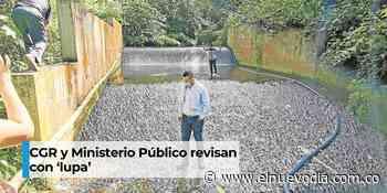 Las dudas que rondan las obras del acueducto en Villarrica - El Nuevo Dia (Colombia)