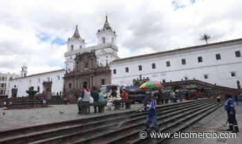 Iglesia de San Francisco cerrada al público por boda del hijo del Vicepresidente - El Comercio (Ecuador)