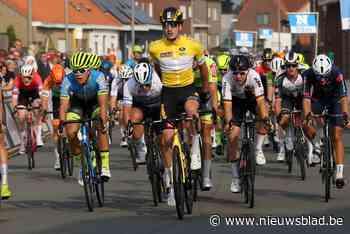 """Tweedejaars Michiel Nuytten negentiende in eindklassement: """"Veel progressie geboekt"""""""