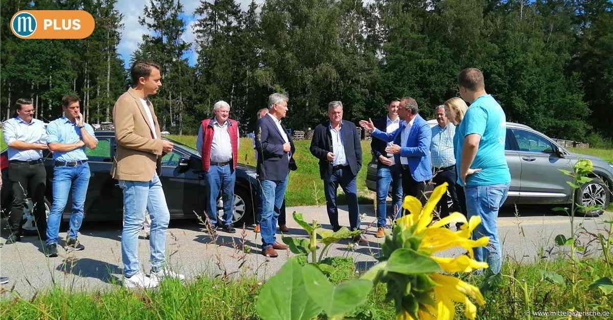 In Zandt blüht das Minister-Herz auf - Region Cham - Nachrichten - Mittelbayerische