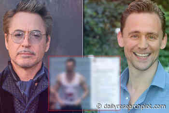 Know Why Robert Downey Jr. Teased Tom Hiddleston- Daily Research Plot - Daily Research Plot