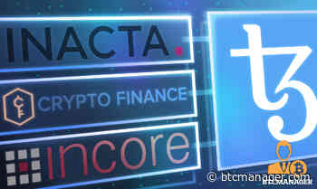 Swiss Financial Firms Tap Tezos (XTZ) Blockchain to Issue Tokenized Assets   BTCMANAGER - BTCMANAGER