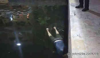Hallan cadáver de anciano flotando en un canal de Lechería - primicia.com.ve