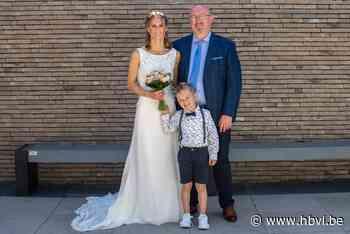 Marieke en David in Gingelom - Het Belang van Limburg