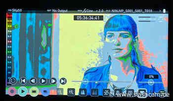 Test: EOS R5 und Ninja V+: Canon vs ProRes RAW in der Praxis: Belichtung, Hauttöne, Postpro - slashCAM