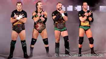 WWE NXT im Umbruch: Entlassungen, Veränderungen, Ungewissheit - Power-Wrestling.de