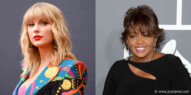 Taylor Swift Celebrates Anita Baker for Owning Her Masters