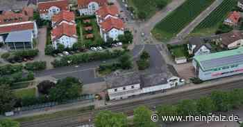 Bushaltestellen am Bahnhof werden verlegt - Deidesheim - DIE RHEINPFALZ - Rheinpfalz.de
