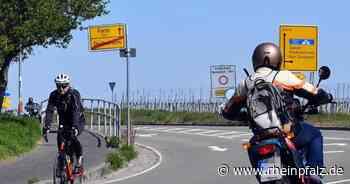 Sicherheit für Radfahrer soll verbessert werden - Deidesheim - Rheinpfalz.de