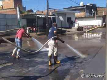 Lluvia vuelve a golpear Jamay - Noticias - UDG TV