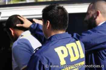 Detectives detienen en la comuna de Colbún a prófugo de la justicia que se hacía pasar por PDI - Septima Pagina