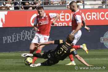 Football. Le défenseur du Stade de Reims Thomas Foket marque son premier but avec la Belgique - L'Union