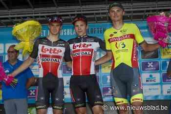 Nathan Vandepitte spurt naar derde plaats, Arnaud De Lie wint