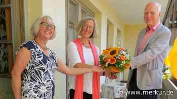 Schwangerenberatung bei Donum Vitae in Miesbach: Hedwig Blaschke geehrt - Merkur Online