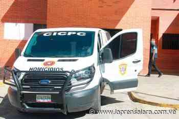 Presunto hampón de Cabudare murió en enfrentamiento con el CICPC - La Prensa de Lara