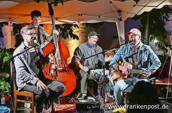 In Berg-Tiefengrün: Abfeiern mit Django 3000 nach der langen Pause - Frankenpost - Frankenpost