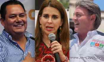 La lucha por Hidalgo en 2022: Morena canta, el PRI grita y el PAN calladito - emeequis