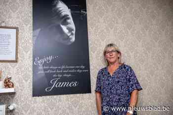 Annick organiseert wandeling op verjaardag zoon James, die 6 jaar geleden verongelukt