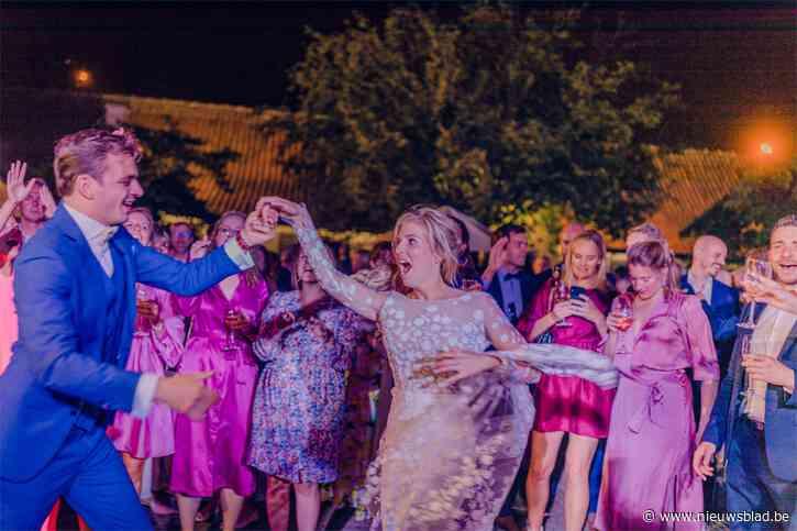 Nog voor het openingslied de dansvloer op, en vroeger naar huis: achter de schermen bij een huwelijksfeest met 200 personen