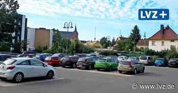 Zu wenig Stellplätze für Autos in Delitzsch? - Leipziger Volkszeitung