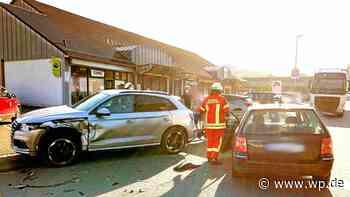 Netphen: Unfall am Kälberhof in Deuz – 22-Jährige verletzt - Westfalenpost