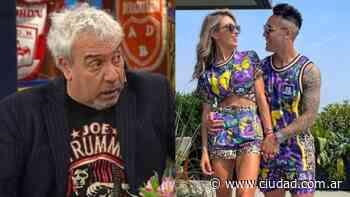 """Coco Sily destrozó el look """"combinado"""" de Lautaro Martínez y su novia: """"¿Venían del velorio de... - Ciudad Magazine"""