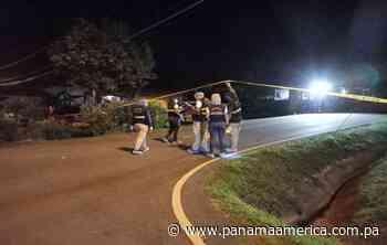 Asesinan a tiros a dos hombres en El Coco de La Chorrera - Panamá América
