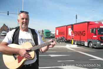Muziek blijft voormalige 'gendarme' Luc Ziegler inspireren