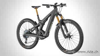 Beam me up! Scott definiert mit einem neuen E-Bike die Zukunft - Ride