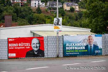 Zehn Direktkandidaten wollen für den Wahlkreis Main-Spessart/Miltenberg nach Berlin - Main-Echo
