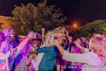 Nog voor het openingslied de dansvloer op, en vroeger naar huis: achter de schermen bij een huwelijksfeest met 200 personen - Het Nieuwsblad