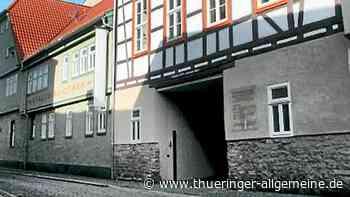 Geld für Bibliothek in Bad Langensalza - Thüringer Allgemeine
