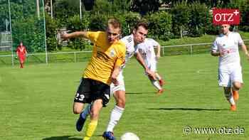 Schleiz macht das Spiel, Bad Langensalza die Tore - Ostthüringer Zeitung