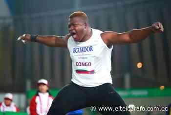 Jordi Congo fue descalificado y perdió su diploma paralímpico - El Telégrafo (por eliminar)