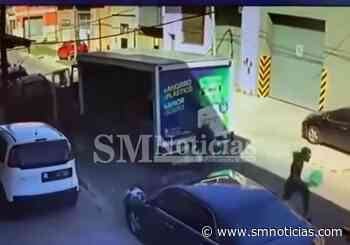 Sodero baleado durante un asalto en Villa Lynch - SMnoticias