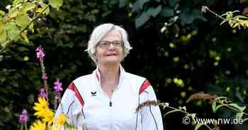 Diese Frau ist seit 70 Jahren Mitglied beim MTV Bad Oeynhausen - Neue Westfälische