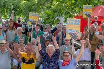 Ongerustheid over toekomst buslijn 22 brengt bewoners samen ... (Wilrijk) - Gazet van Antwerpen Mobile - Gazet van Antwerpen