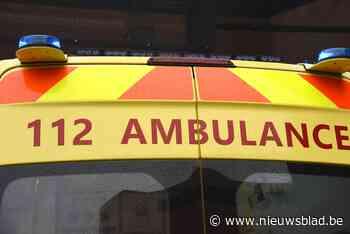 Tachtiger gewond bij ongeval in Tessenderlo