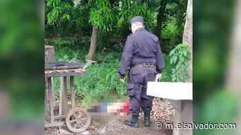 Hombre muere al recibir descarga eléctrica en Sonsonate - elsalvador.com