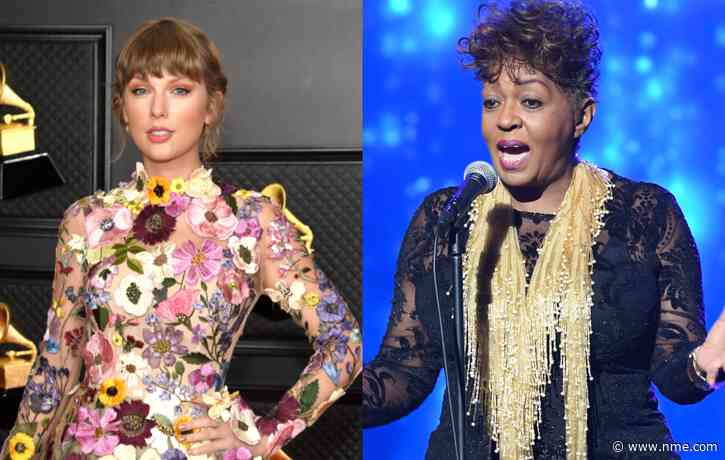 Taylor Swift congratulates Anita Baker on regaining control of her master recordings