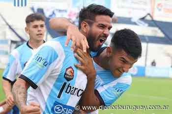 Con un gol de Diego Jara, Racing de Nueva Italia ganó y se subió a la punta del Federal A - Deportes - Diario Río Uruguay