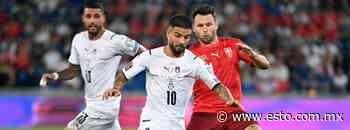 Italia empató con Suiza e impuso nueva marca de partidos invicto - ESTO