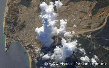 Astronauta comparte imagen de Cabo San Lucas desde el espacio - El Sudcaliforniano